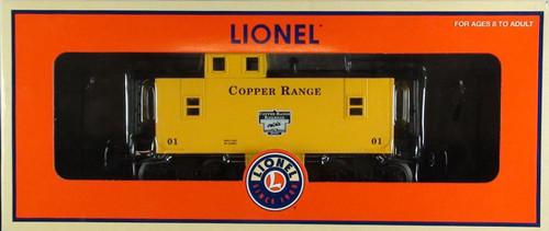 Lionel Trains 6-36541 Copper Range Lighted Caboose