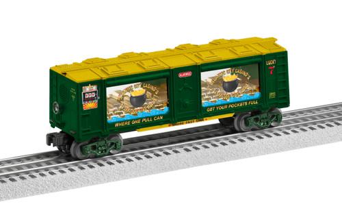 Lionel Trains 6-29645 Atlantic City Casino Mint Car O Gauge