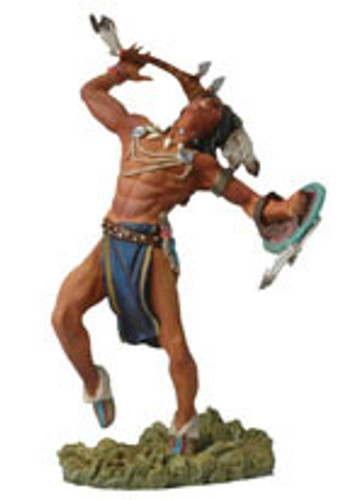 Andrea Black Hawk BH0114 Wounded Sioux