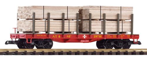 Piko 38740 Flat Car G Scale Trains