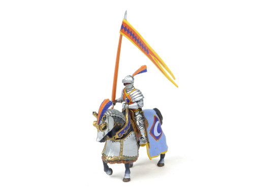 Alymer Toy Soldiers Heraldic Knights Medieval Knights Historical Figures Mounted 54mm