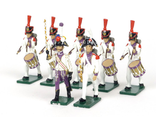 Beau Geste Napoleonic Wars Set 61 Drums