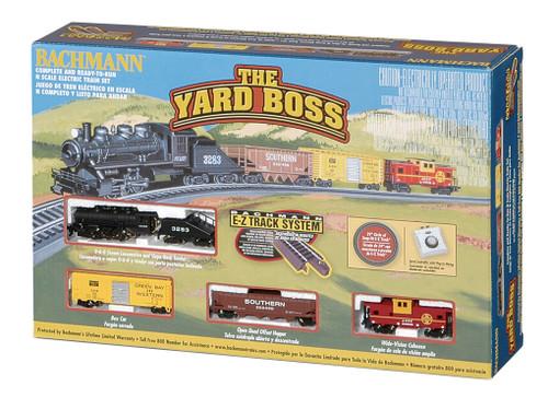 Bachmann Trains 24014 Yard Boss Z Scale Ready To Run Train Set