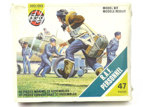Airfix Plastic Model Kit 01747-5 Royal Air Force Personnel