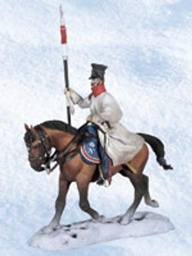 Andrea Black Hawk BH1005 Polish Lancer on Horseback