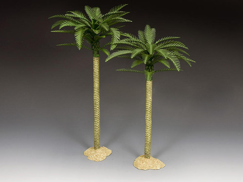 King & Country Soldiers SP111 Diorama Accessories Palm Trees