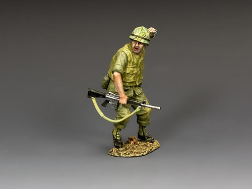 King & Country Soldiers VN039 Vietnam War Marine Grenadier
