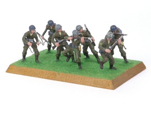 Alymer Military Miniatures 225 German Infantry Group 1940