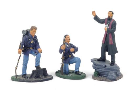 WBritain 00281m Father Corby's Irish Brigade American Civil War