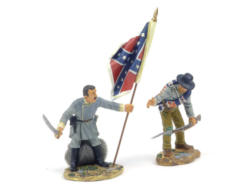WBritain 17569 26th North Carolina Command Set American Civil war
