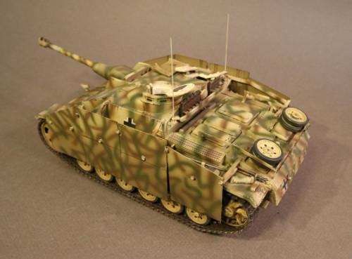 John Jenkins Designs GA-21 WWII German Armour Stug III Ausf G Late 1943