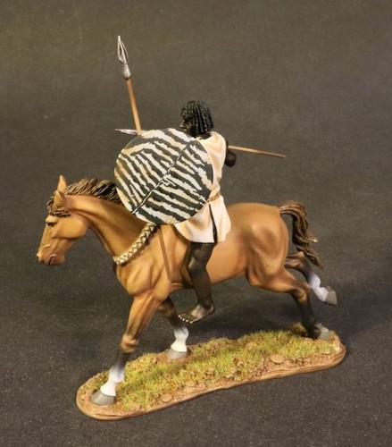 John Jenkins CNTUM-05A Ancients Collection Numidian Light Cavalry Zebra Shield