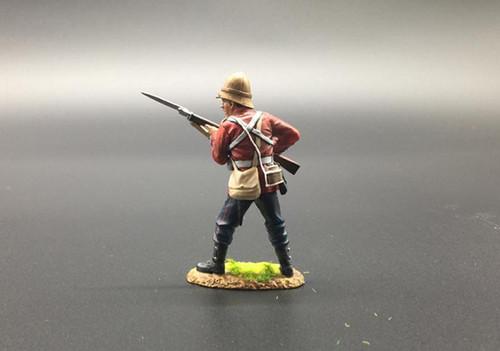 Thomas Gunn SFA027 Seaforth Highlanders British Soldier Ready To Repel
