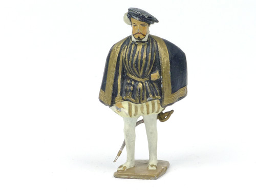 Gustave Vertunni Toy Figures and Soldiers #21 Henry II