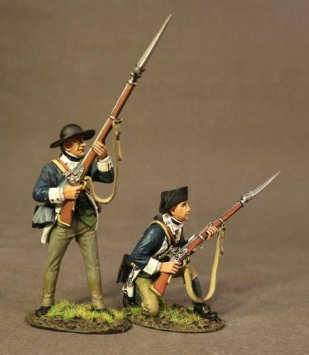 John Jenkins SMASS-09 American Revolution 2nd Massachusetts Reg 2 Line Infantry