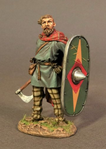 John Jenkins AG-01A The Ancients Collection Germanic Warriors Cherusci Warrior