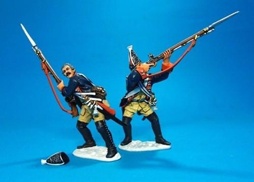 John Jenkins Designs LEUT-08 Prussian Grenadiers Firing