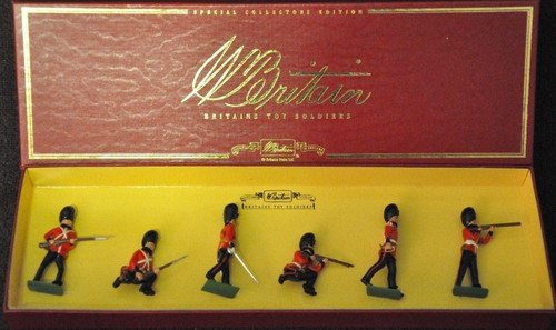 Britains Toy Soldiers Special Collectors Edition Royal Dublin Fusiliers 8960