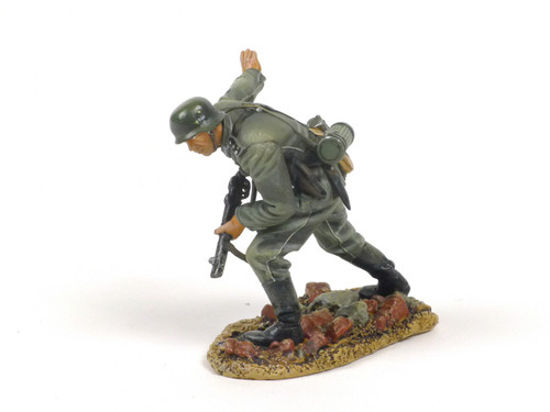 First Legion GERSTAL001 Heer Infantry Stabsfeldwebel with Captured PPSH41