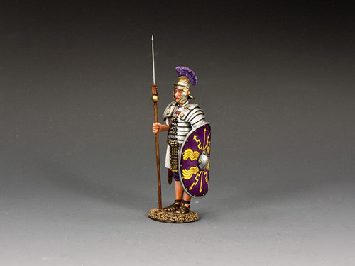 King & Country ROM050 Roman Empire Standing At Attention Praetorian Guard