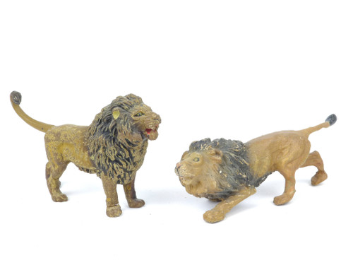 Pfeiffer Toy Soldiers Historical Great White Hunter Set Add-on Lions Rare