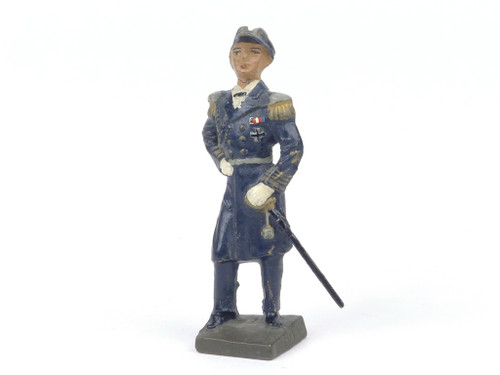 Lineol Toy Soldiers Admiral Erich Raeder German Historical Military Personality
