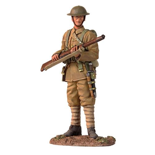 WBritain 23074 1916-17 British Infantry Standing On Watch