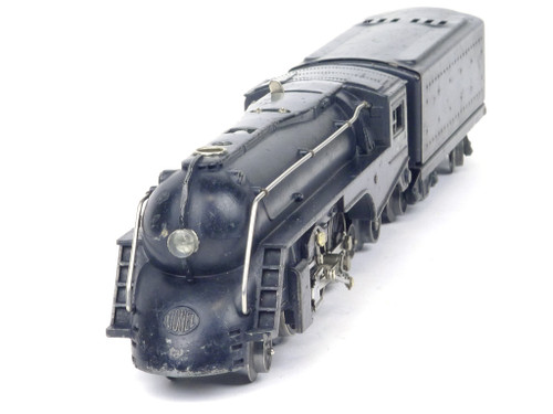 Lionel Trains Vintage 221 2-6-4 Steam Locomotive and Tender Black Body
