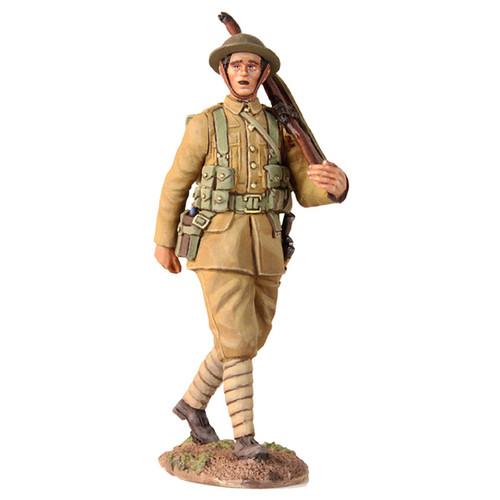 WBritain 23077 1916-17 British Infantry Marching No. 1