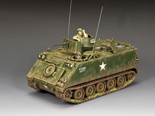 King & Country Soldiers VN072 Vietnam The U.S. Army M113 APC