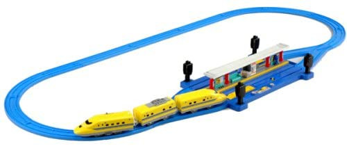 Takara TOMY Plarail Automatic Transfer Station and a Doctor Yellow Set 923
