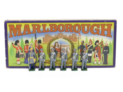 Marlborough Traditional Toy Soldiers A4 Palmetto Guard Fort Sumter 1861