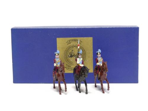 Marlborough East Riding of Yorkshire Yeomanry 3 Mounted Figures