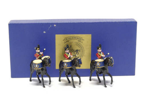 Marlborough Traditional Toy Soldiers 16th Lancers Drum Horse