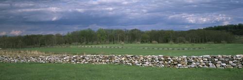 """ShelfScapes #3106x Gettysburg Battlefield 10"""" x 30"""" Backdrop"""