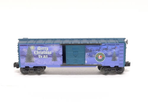 Lionel Trains 6-25033 Merry Christmas To All 2007 Lionel Christmas Box Car