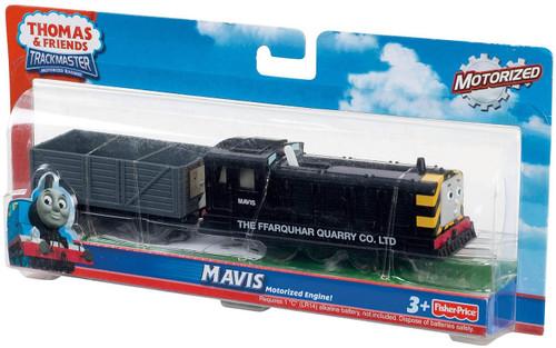 Thomas & Friends TrackMaster Mavis Motorized Engine Fisher Price T4642