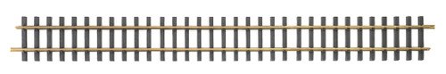 Bachmann 3' Straight Large Scale Track Section Brass Rail Plastic Ties 94652