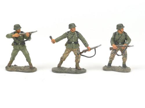 W Britain 17590 World War II German Infantry