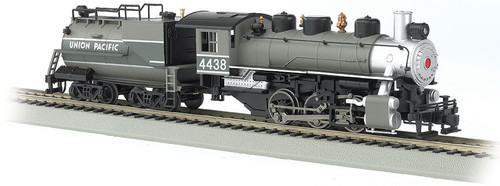 Bachmann Trains 50708 Union Pacific USRA 0-6-0 Engine With Vandy Tender HO Scale