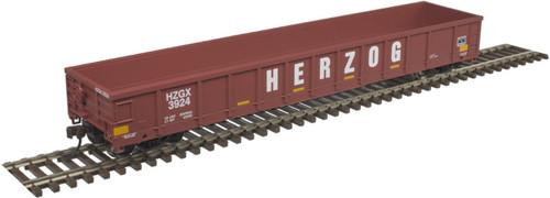 Atlas Trains 20005440 Herzog HO Scale Evans 52' Gondola #3905