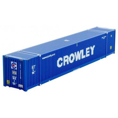 Micro-trains N Scale 46900172 Crowley 53' Corrugated Container Road No 6030409