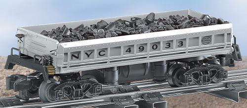 American Flyer Lionel  6-49033 New York Central Coal Dump Car S Gauge