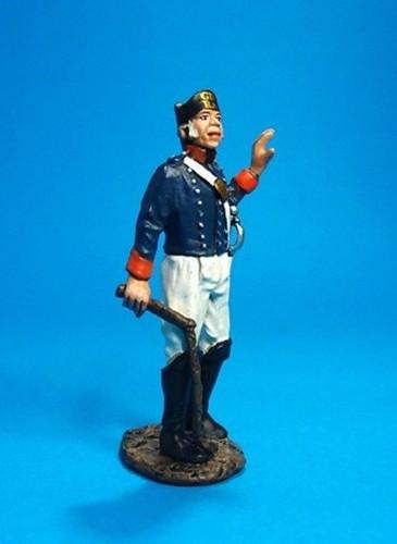 John Jenkins Designs BCHLIMB-05 War Of 1812 British Corps Of Artillery Drivers