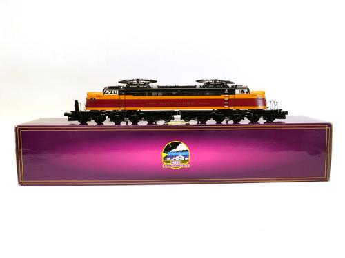 MTH Trains 20-5677-1 Milwaukee Road Little Joe Electric Engine ProtoSound 3 O Scale