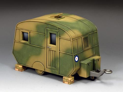 King & Country Soldiers RAF083 The RAF Dispersal Caravan 1940
