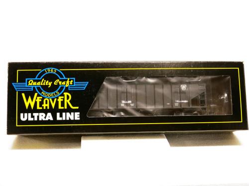 Weaver Trains U2331LD Pennsylvania 3 Rail 3-Bay Ribbed Coal Car No 181858