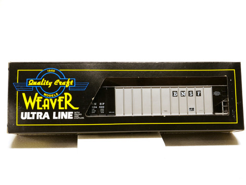 Weaver Trains BNSF 3 Rail 3-Bay Coal Car Road Number 534599