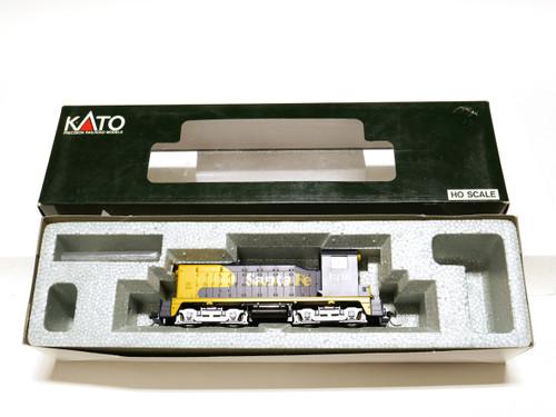 Kato HO Scale Santa Fe EMD NW2 Phase II Diesel Locomotive Engine 37-111