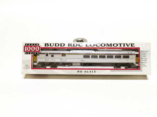 Proto 1000 Series Canadian Pacific Budd RDC Locomotive Dayliner 9022 HO Scale